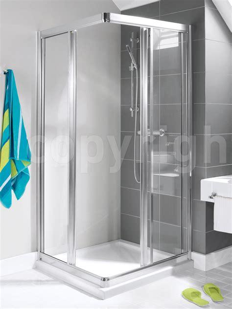 Simpsons supreme corner entry shower enclosure 700mm 7274