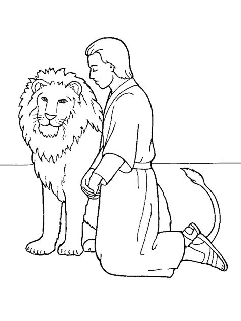 Daniel Praying Coloring Pages by Daniel And The Lions Den Coloring Pages Coloring Home