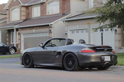 modified porsche boxster fs 2001 boxster s rebuilt motor slightly modified 986