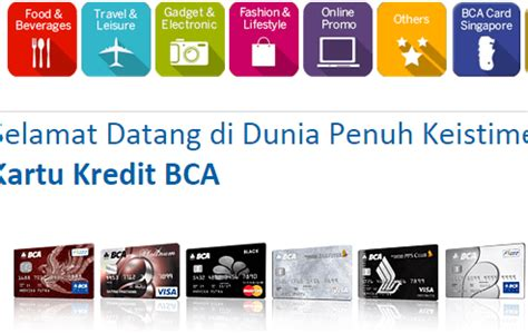 membuat kartu kredit di bca kartu kredit bca satu kali pengajuan langsung di acc