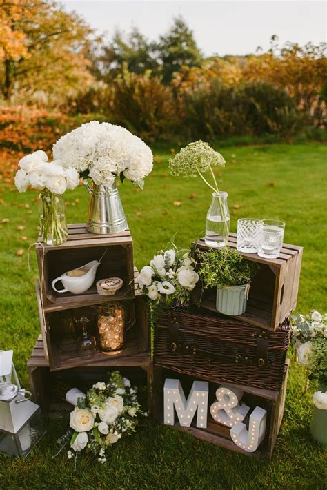Bohemian Beautiful Intimate Outdoor Farmhouse Wedding
