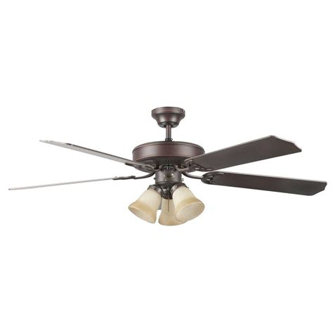 oil rubbed bronze ceiling fan light kit radionic hi tech tutor 52 in oil rubbed bronze ceiling