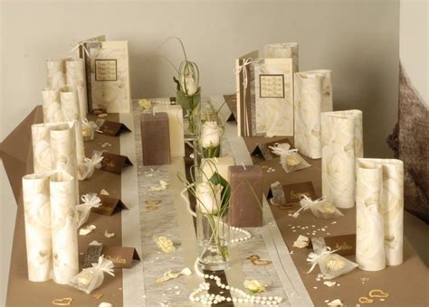 Tischdeko Creme Hochzeit by 1000 Images About Tischdeko On Wedding