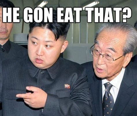 Kim Jong Meme - image 284598 hungry kim jong un know your meme