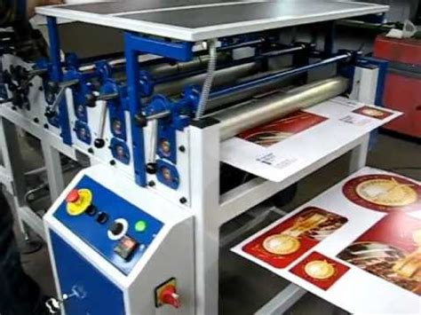 Paper Corrugated Box Machinery - 1000 700 mm laminating machine 90gr paper to e flute