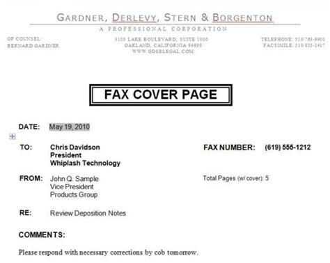 how to write a cover letter for fax free printable fax cover sheet template word http www