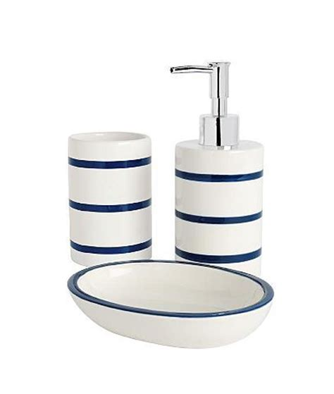Nautical Bathroom Accessories The Range House Decor Ideas Anchor Bathroom Accessories