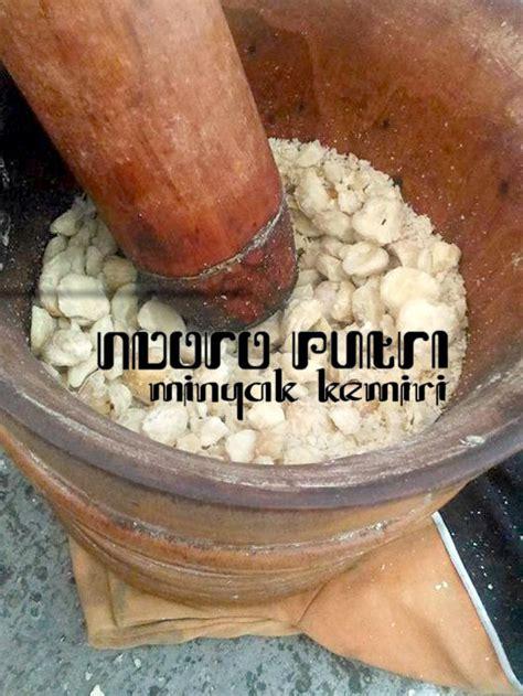 Minyak Kemiri Ndoro Putri jawa tengah purbalingga catatan perjalanan bisnis ndoro
