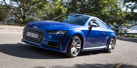 2017 audi tt s coupe review caradvice