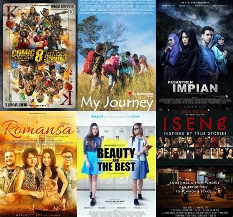 Film Indonesia 2016 Maret | daftar 6 film indonesia rilis tayang maret 2016 terbaru