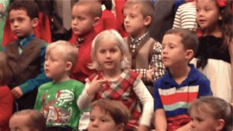 girl surprises deaf parents  adorable asl holiday medley