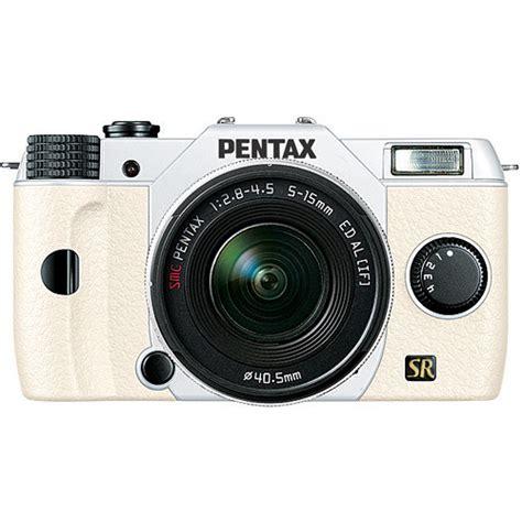 Kamera Mirrorless Pentax Q7 pentax q7 compact mirrorless with 5 15mm f 2 8 4 5 13825