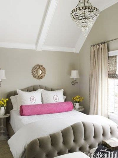 neutral bedroom with pops of color neutral bedroom with a pop of color design kelie grosso p for the bedroom