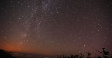 lyrid meteor shower all you need to know about the the taurid meteor shower peaks tonight here s all you