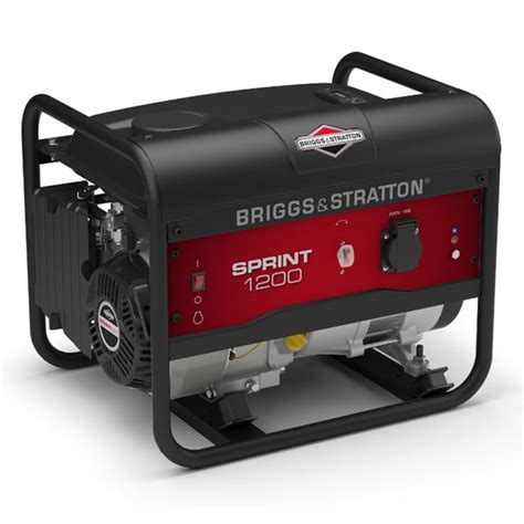 briggs and stratton sprint 1200 generator