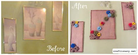 how to make wall decor at home craftionary