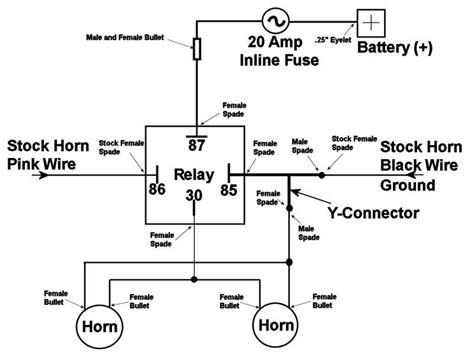 bosch relay 12v 30a wiring diagram 34 wiring diagram