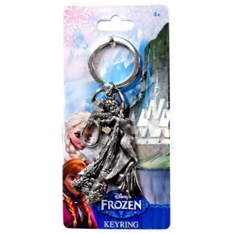 Ke 077 Keychain Elsa Frozen disney frozen elsa pewter key chain backpack clip