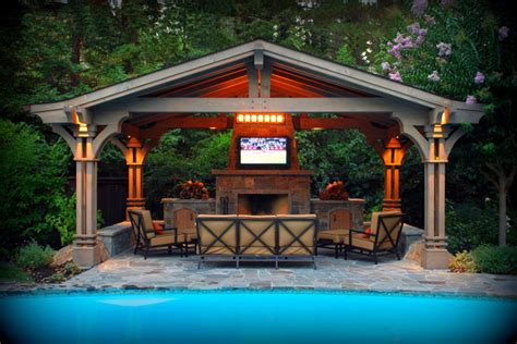 Backyard Pavilion Plans Ideas 13 Pool Pavilion Designs Images Backyard Pool Pavilion
