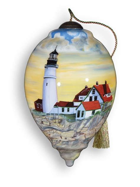 morning at port ornament ne qwa art 7000184 ebay