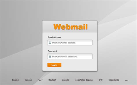 email login connecting to your webmail client funio