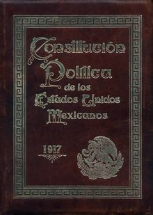 libro de los estados la enciclopedia libre constituci 243 n pol 237 tica de los estados unidos mexicanos la enciclopedia libre