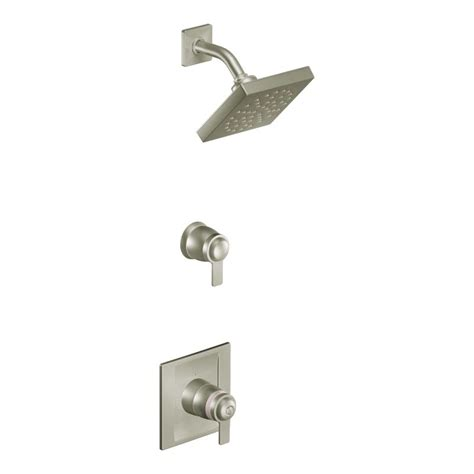 Brushed Nickel Shower by Faucet 870bn In Brushed Nickel By Moen