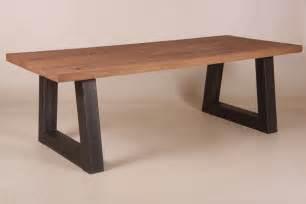 Esszimmertisch 220 Cm by Ganar Esstisch Industriedesign Holz Metall Alle Tische