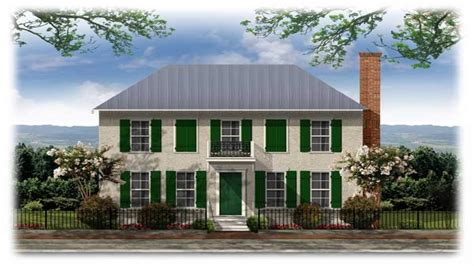 french colonial house plans american colonial architecture french colonial house plans