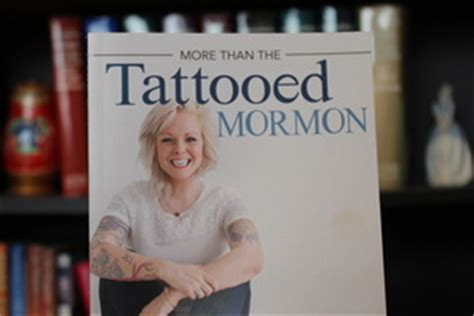 the tattooed mormon book review more than a tattooed mormon halees s thoughts