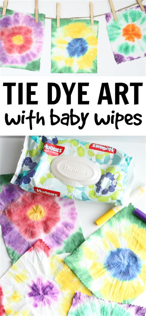 Bebe Is Funfun For Summer 2007 by Easy Tie Dye With Baby Wipes Buntings Explore And Easy