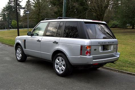 Range Rover 2004 by 2004 Land Rover Range Rover Hse Corcars