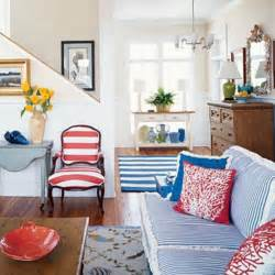 Area Rug Dining Room Style Starboard Round Up Coastal Rooms With Nautical Touches