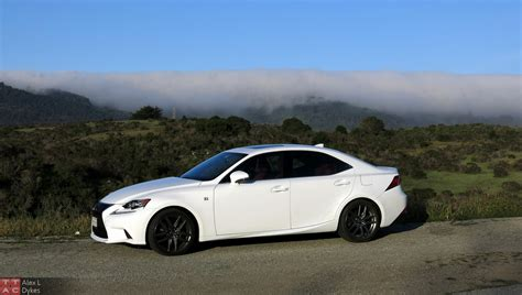 lexus is f sport 2015 lexus is 350 f sport review with video