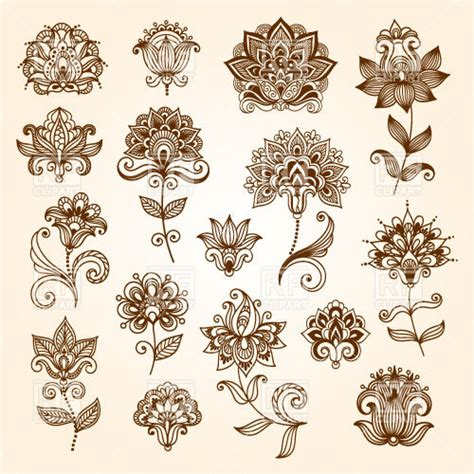 collection of 25 henna fashion mehndi flower www pixshark images galleries with a