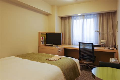 File Richmond Hotel Premier Musashi Kosugi Single Bedroom Bedrooms Pictures