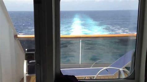 Norwegian Cruise Balcony Room by Carnival Magic Aft Balcony 6507 Youtube