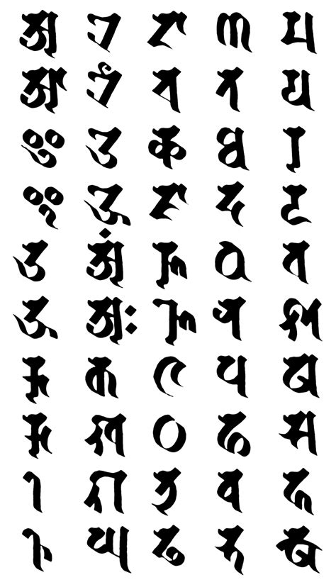 sanskrit alphabet tattoo designs collection of 25 sanskrit lettering on ribs