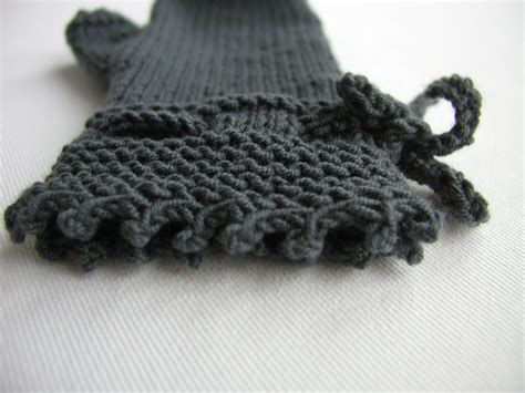 Knitted Things Picot Edge Cast