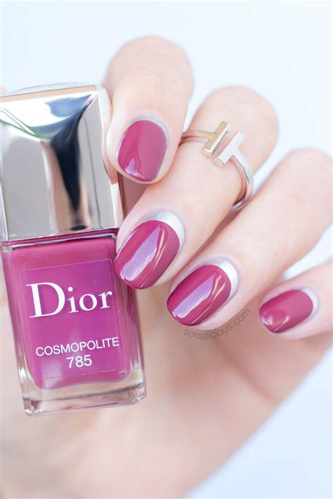Manicure Di Nail Plus ruffian manicure plus 8 more nail ideas with cosmopolite collection sonailicious