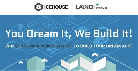 build your dream home we have the tools you need launch festival build your dream app competition launch