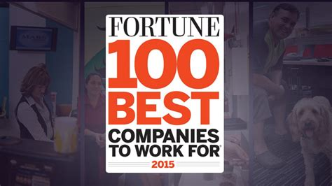 best places to work highlights from the best places to work robert richman
