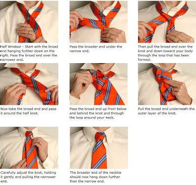 tutorial memasang dasi cara memasang dasi yang benar kumpulan berita unik dan