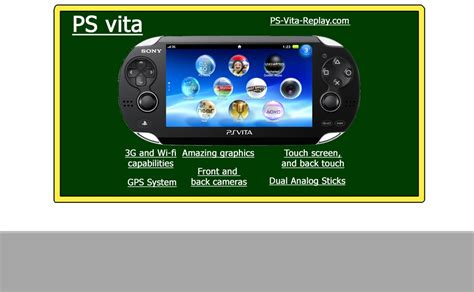 best ps vita the best collections sony ps vita best features ps