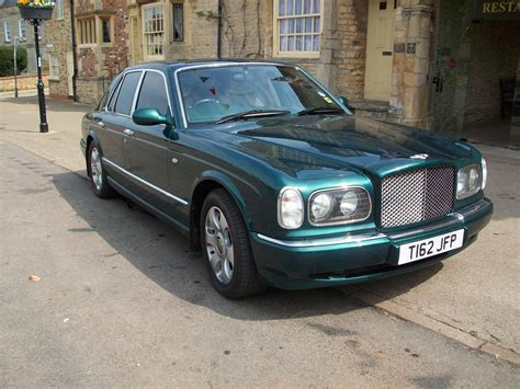 bentley green 1999 bentley arnage green label for sale for sale