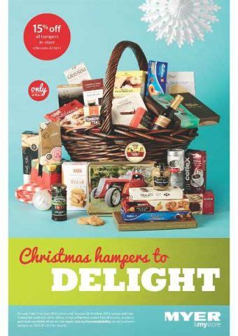 myer s christmas hers to delight starting 10 oct 2013