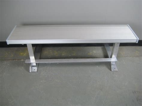 shower room bench locker room benches double depth with under bench mesh
