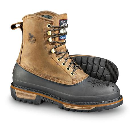 george boots s boot 174 muddog 174 boots brown 160027 work