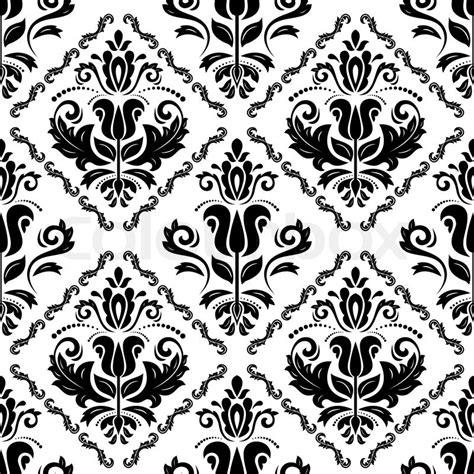 oriental arabesque pattern vector free floral vector oriental pattern with damask arabesque and
