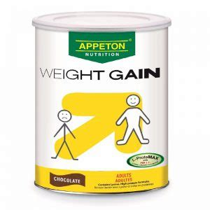 Appeton Weight Gain 2017 Healthy U Live Well